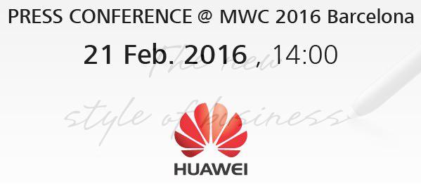 Huawei presentazione MWC